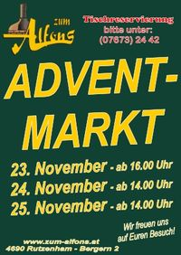 Zum Alfons Flyer Adventmarkt 2018 kl